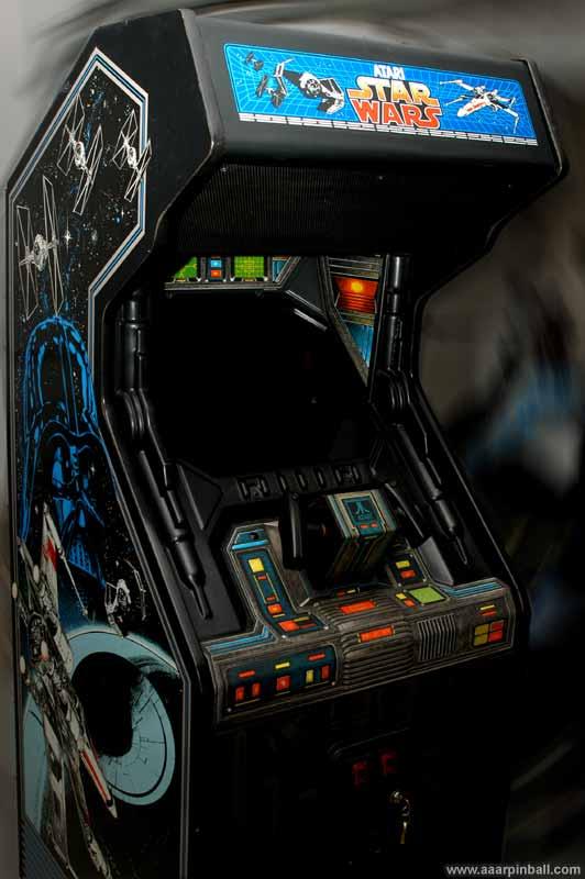 Atari Star Wars Www Aaarpinball Com