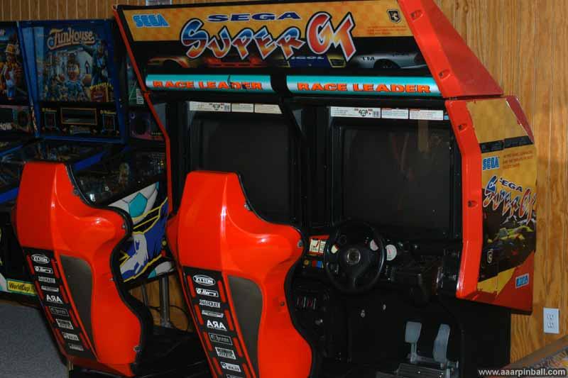 Sega Super Gt Www Aaarpinball Com